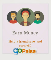 GoPaisa Refer & Earn Offer: Get Rs.50 For Sign Up and Rs.50 Per Referral