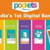 Pockets App Offers January 2017: Rs.25 Cashback on Rs.100 Recharge