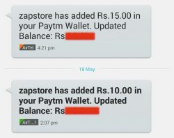 Zapstore refer