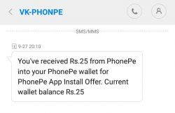 PhonePe App Offer