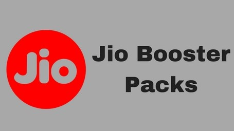 Jio Data Add-on Packs