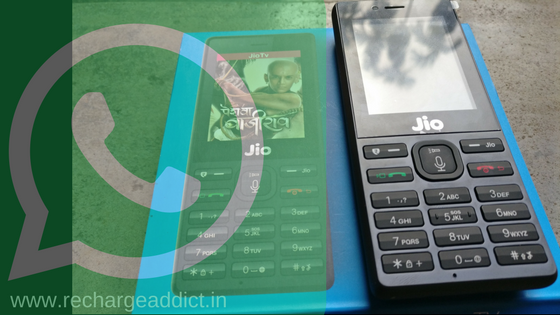 jio phone whatsapp