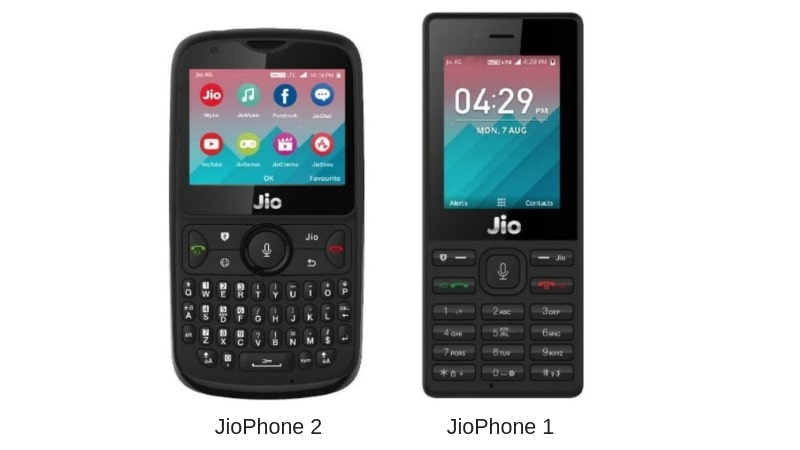 Jio Flex Phone